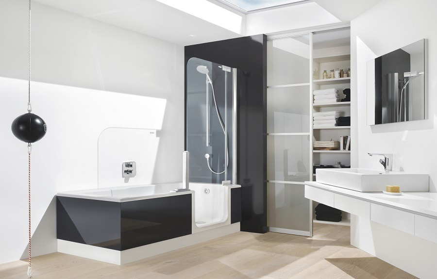 Walk In Shower And Bath Combinations | Home design ideas