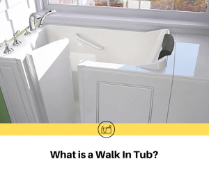 What is a Walk in Tub?